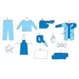 Комплект одягу протиепідемічний № 1 (для роботи зі збудниками 1-4 груп патогенності - чума, натурал.