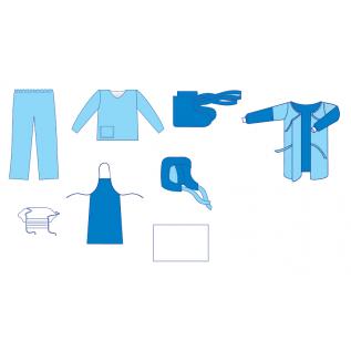Комплект одягу протиепідемічний №3 «Славна®» стерильний